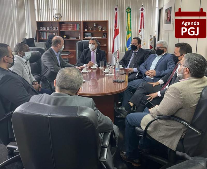 MPAM discute com SSP e Seai o combate ao crime organizado no Amazonas