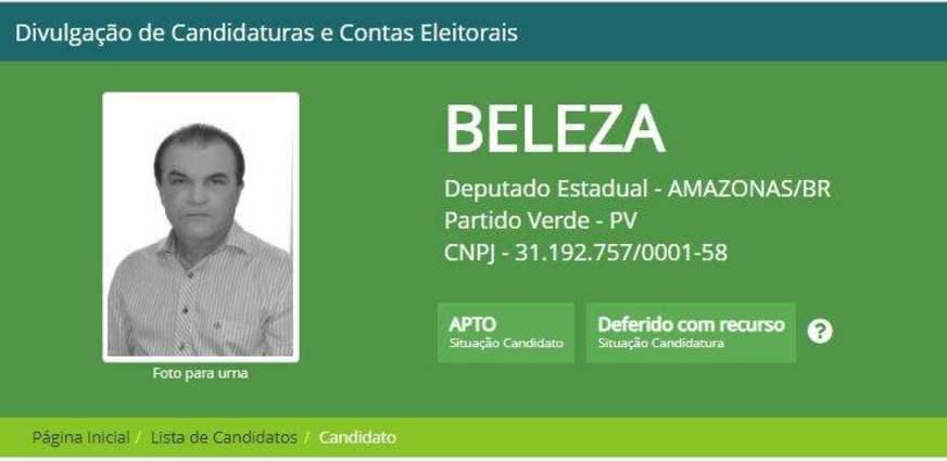 show BELEZA 2C76E0A2-8D77-4470-A19C-6F660600BFF5